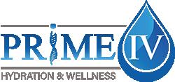 Prime IV Hydration & Wellness Logo